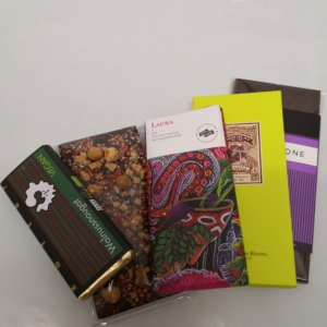 Schokoladen Tafeln