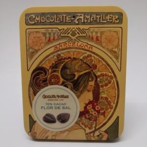 Schokoladen Blechdose